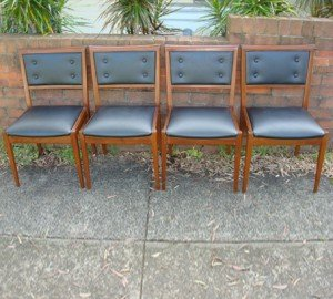 Retro Vintage And Mid Century Seating Archives