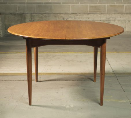 Parker Round Dining Table Collectika Vintage And Retro
