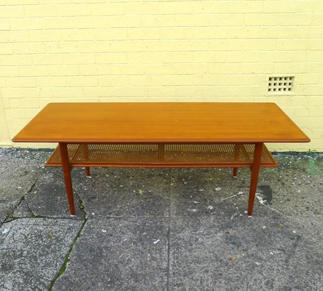 Large Parker Coffee Table Collectika Vintage And Retro