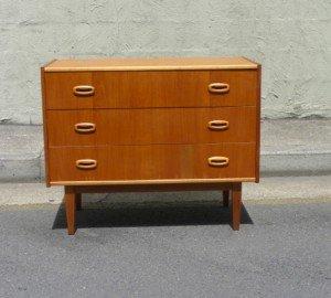 Parker 3 drawer dresser