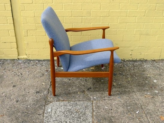 Parker Furniture Executive Chair 4 Collectika Vintage And Retro
