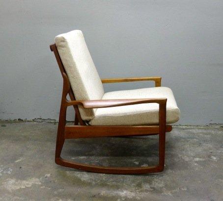 Fler Narvik Rocking Chair Collectika Vintage And Retro