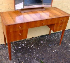 Gordon Russell Vintage Dressing Table