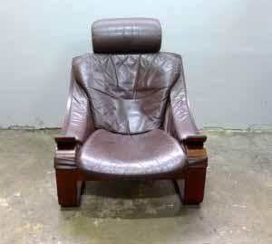 Danish Mid Century Modern Arm Chair. U0027