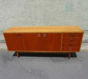 Retro Teak Cabinet/Sideboard