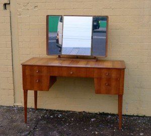 Gordon Russell Dressing table