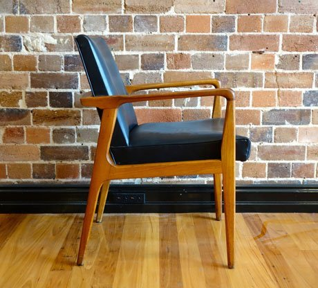 Mid Century Carver Chairs Collectika Vintage And Retro