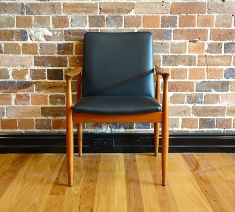 Parker Teak Carver Chairs Collectika Vintage And Retro Furniture Shop