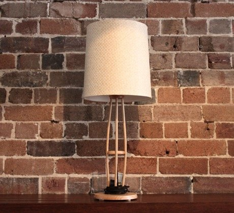 Bentwood Desk Lamp Collectika Vintage And Retro