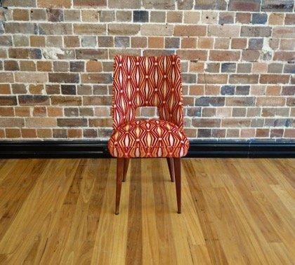 Paul Kafka Occasional Bedroom Chair Collectika Vintage