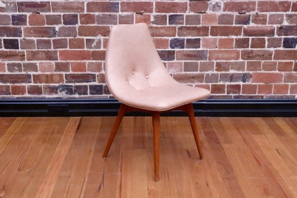 Vintage Retro D350 Contour Dining Chair by Grant Featherston