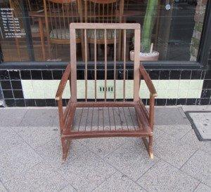 danish rocking chair 1