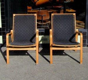 Vintage Retro Armchairs