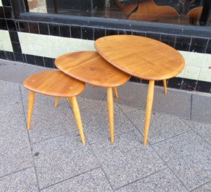ercol nest of tables 2