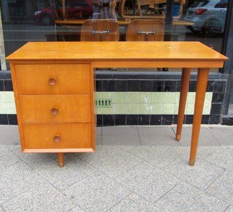 Mid Century Vintage Desk Collectika Vintage And Retro Furniture Shop