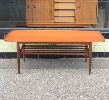 Parker Coffee Table 1 Collectika Vintage And Retro