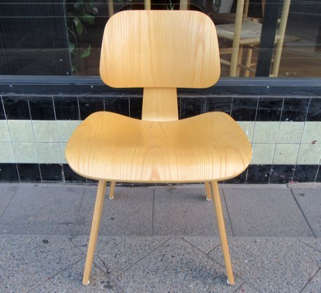 Eames For Herman Miller DCW Dining Chairs Collectika