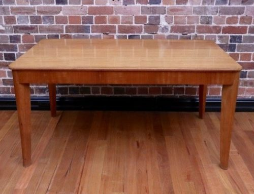 1950s Edward Hill Dining Table