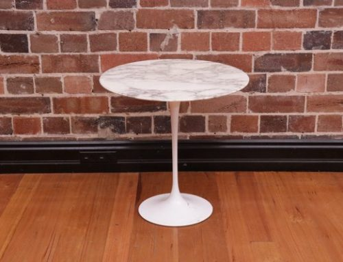 Eero Saarinen Tulip Side Tables