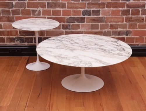 Tulip Coffee Table by Eero Saarinen for Knoll