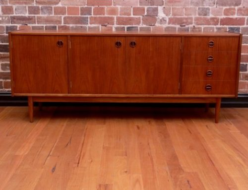 Parker 3 Door Cat-Eye Sideboard