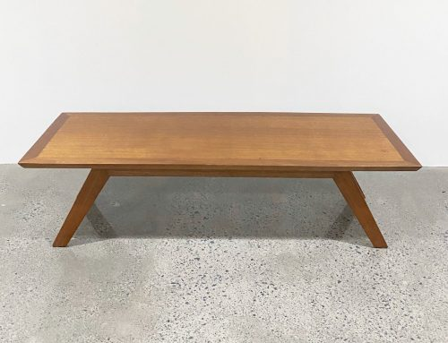 Atomic style coffee table