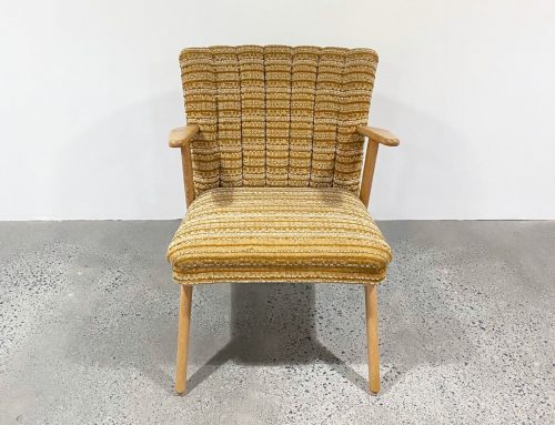 Danish easy chair