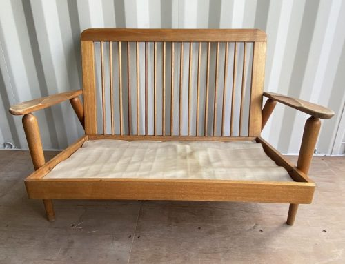 2 seater sofa frame