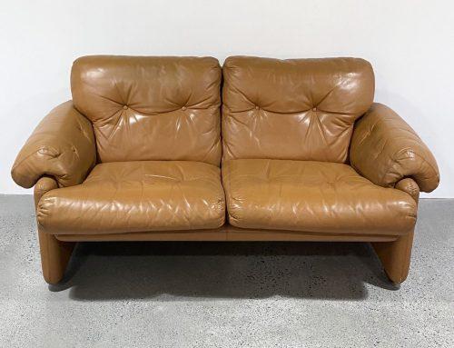 C&B Italia Coronado 2 seater sofa