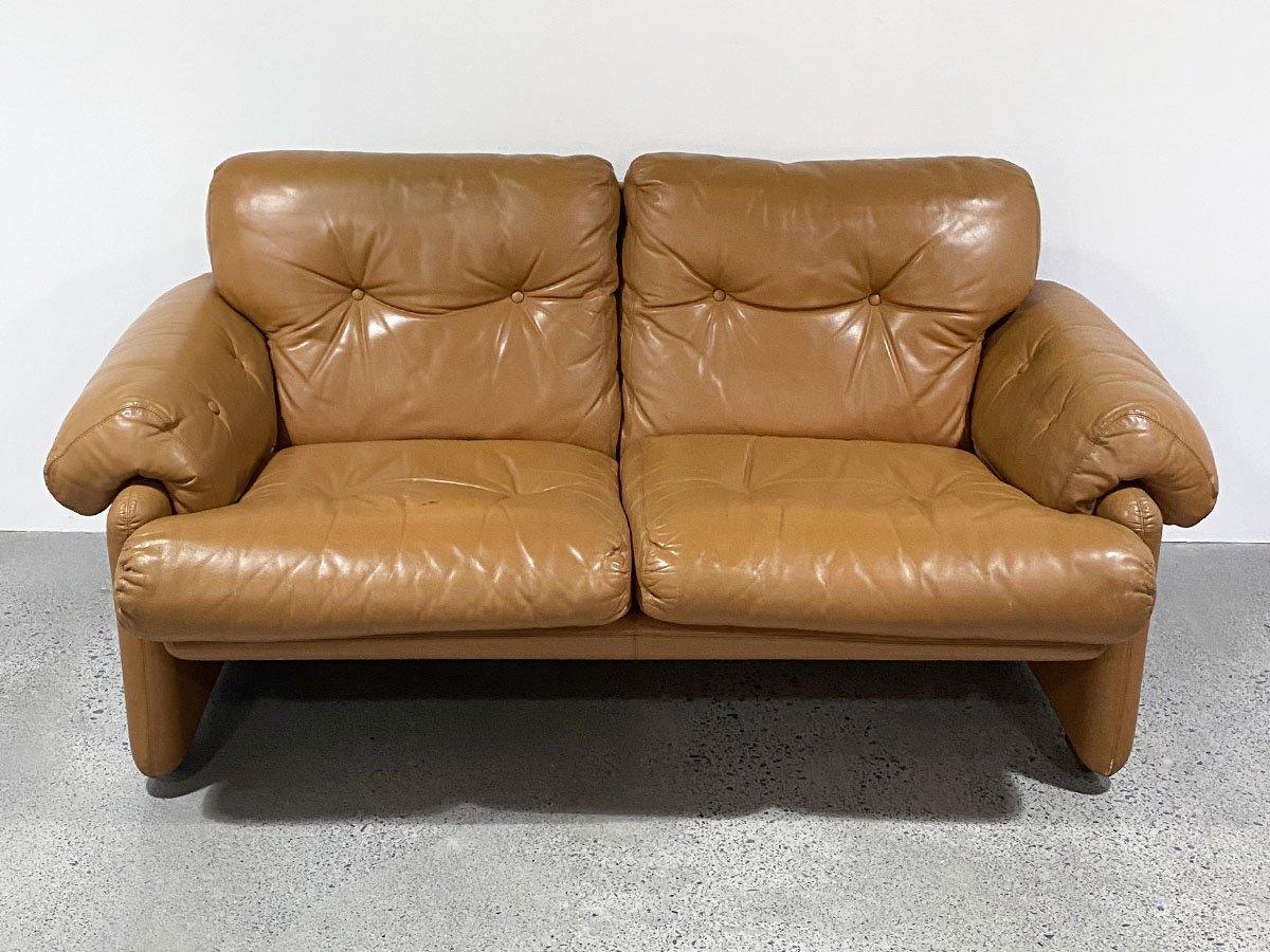 Tobia Scarpa sofa front