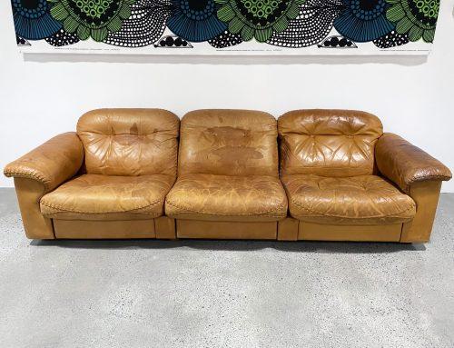 de Sede DS-101 sofa