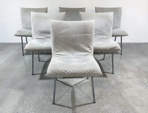 Ligne Roset dining chairs